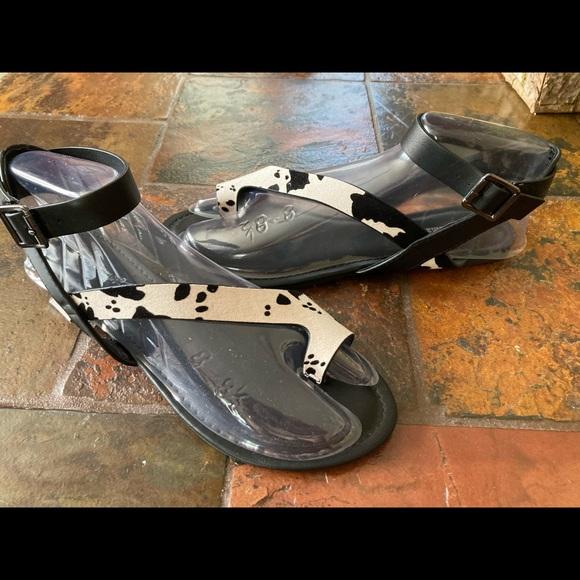 Pierre Damus Sandals women's size 8M